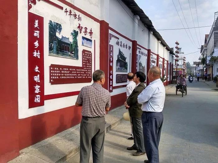 """洋县道德文化墙""""秀""""出乡村文化正能量"""